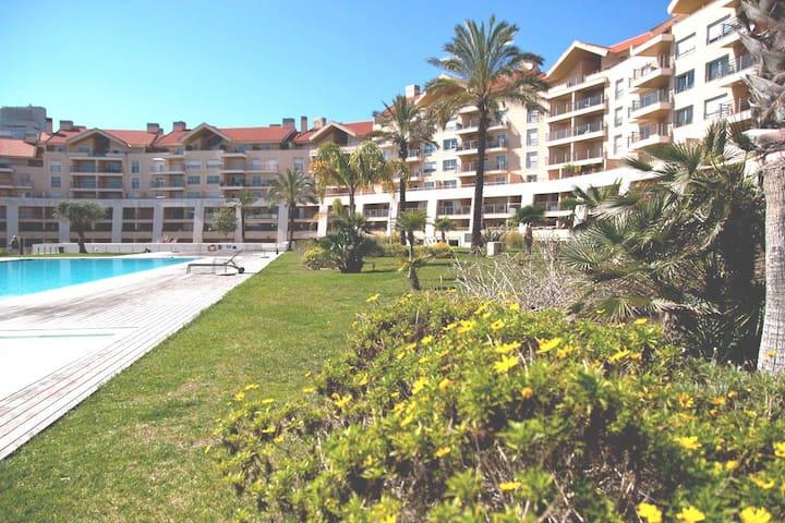 Cidadela - Luxury Apt with Pool