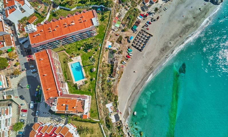 Acapulco Playa, Nerja - R9878