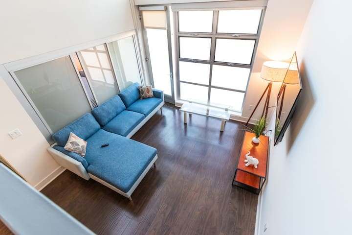 Lovely 2 BR Duplex - Perfect for 6 Guests!
