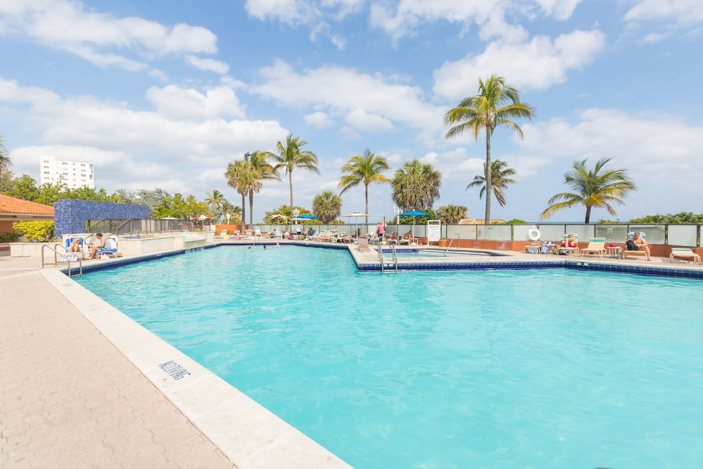 Apartment 624 Ocean View Hollywood Beach photo 18520684