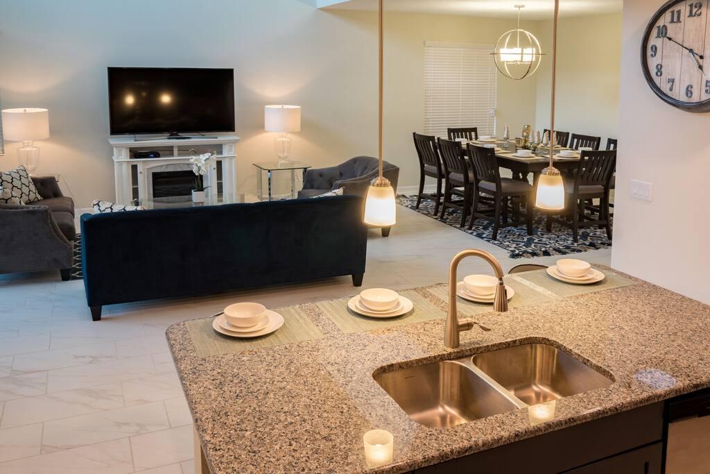 Apartment Villa  10 min from Disney  Golf  Wetpark all new photo 24719329