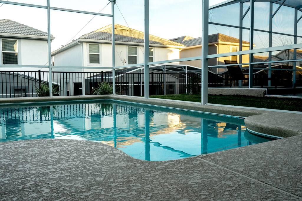 Apartment Villa  10 min from Disney  Golf  Wetpark all new photo 24719332