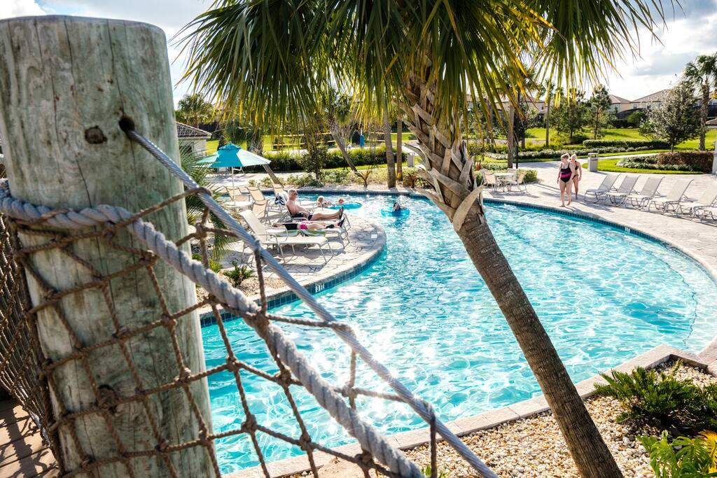 Apartment Villa  10 min from Disney  Golf  Wetpark all new photo 24719356