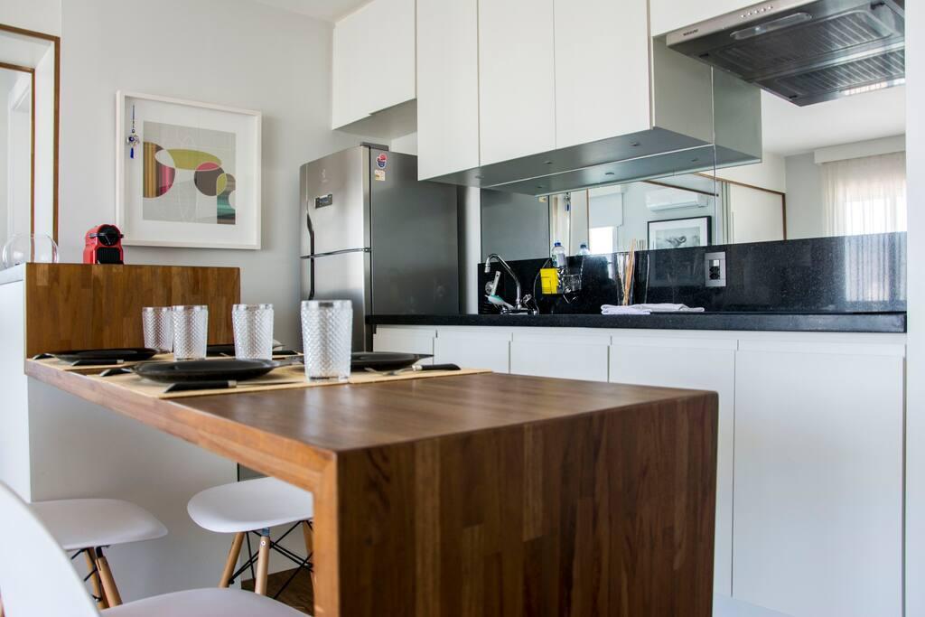 Apartment with Balcony in Boutique Condominium photo 16002194
