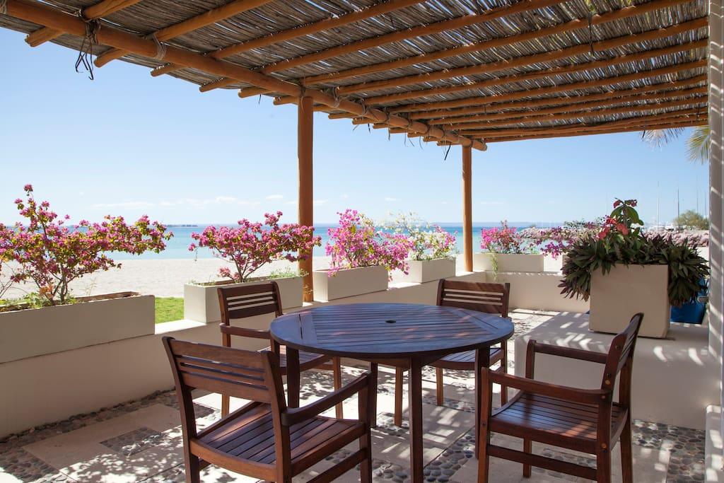 Apartment Gorgeous Beach Front Villa   Puerta Cortes Resort  V5  photo 18630463