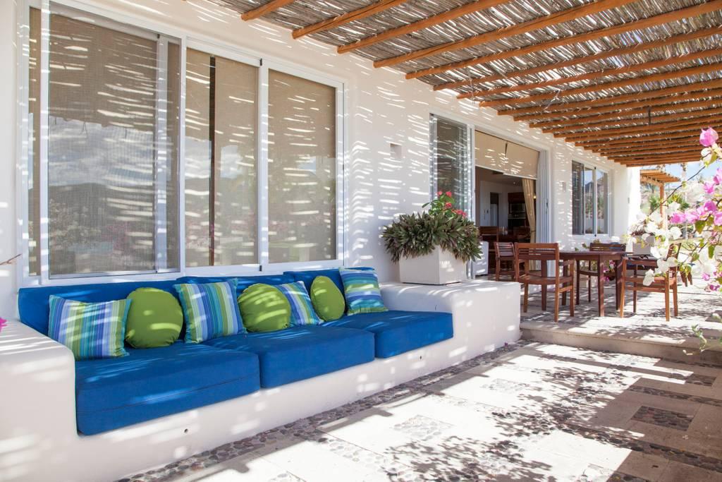 Apartment Gorgeous Beach Front Villa   Puerta Cortes Resort  V5  photo 18527643