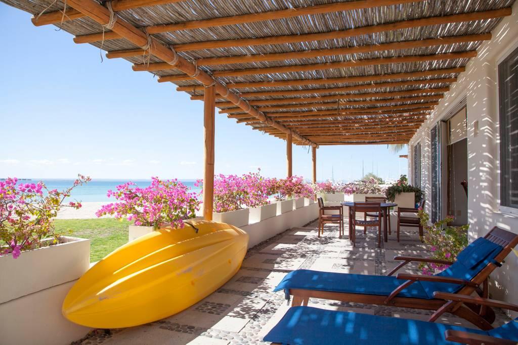 Apartment Gorgeous Beach Front Villa   Puerta Cortes Resort  V5  photo 18465356