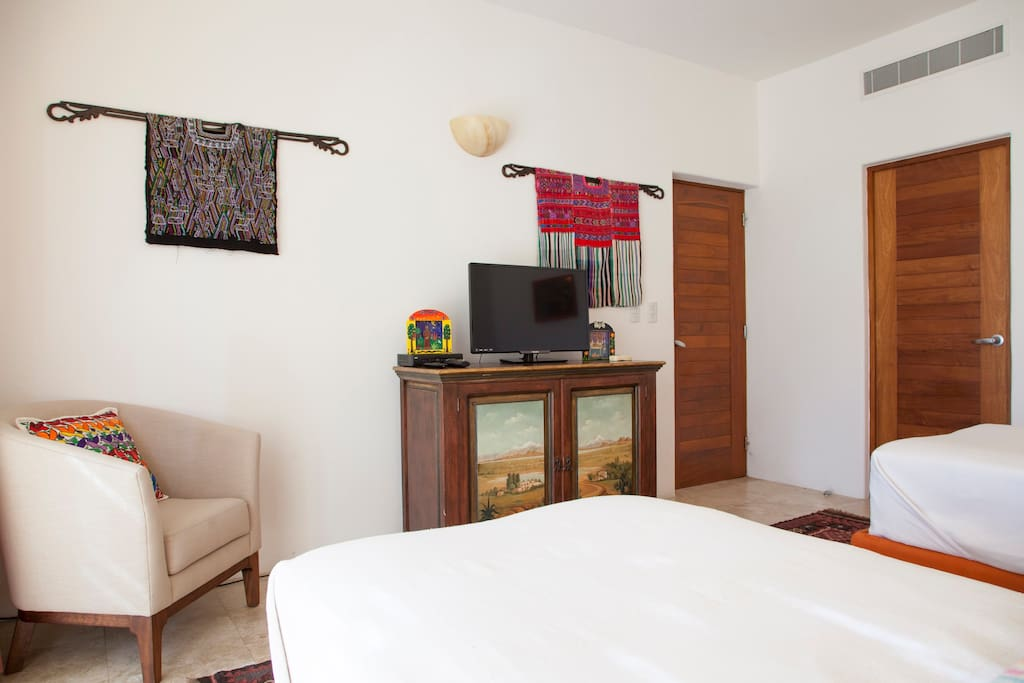 Apartment Gorgeous Beach Front Villa   Puerta Cortes Resort  V5  photo 18630469