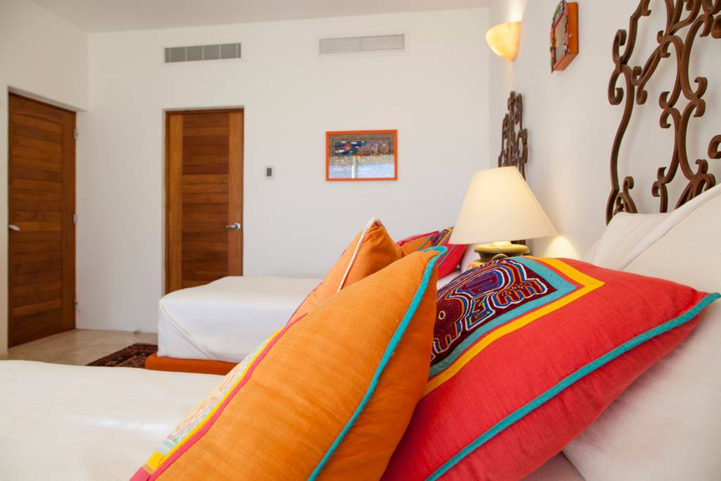 Apartment Gorgeous Beach Front Villa   Puerta Cortes Resort  V5  photo 18527649