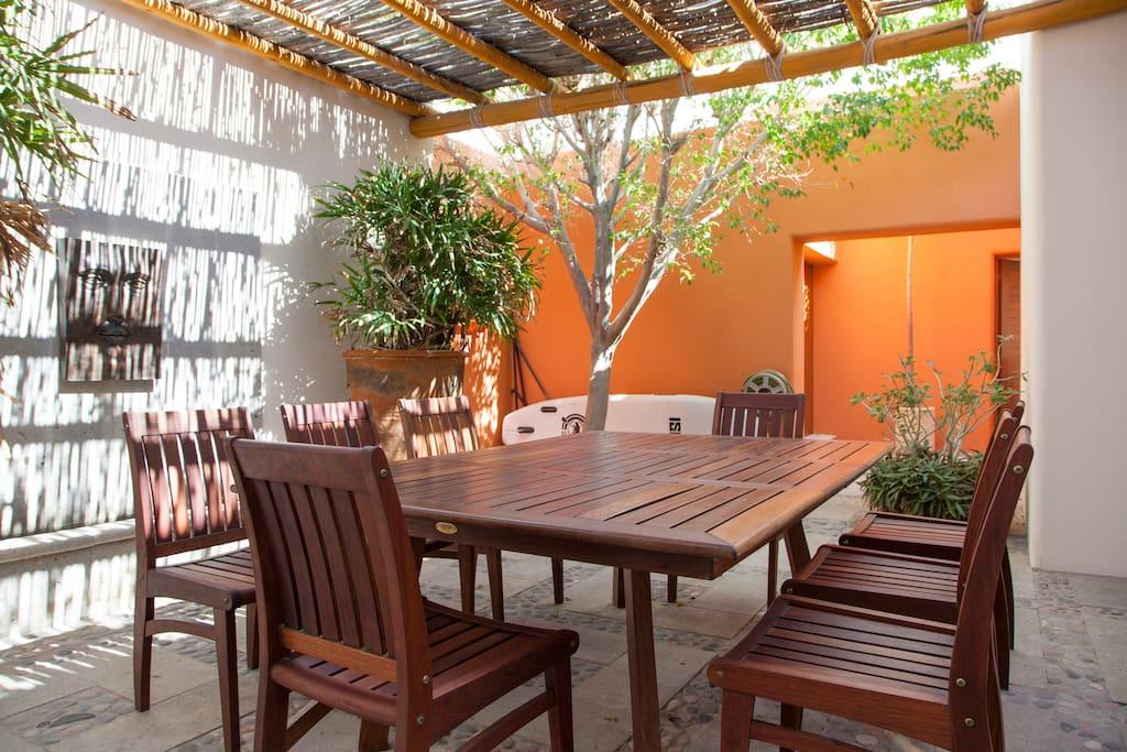 Apartment Gorgeous Beach Front Villa   Puerta Cortes Resort  V5  photo 18465360