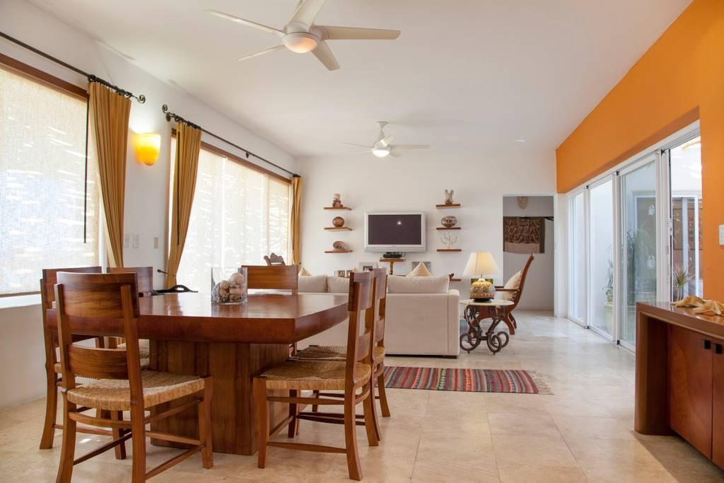 Apartment Gorgeous Beach Front Villa   Puerta Cortes Resort  V5  photo 18423348