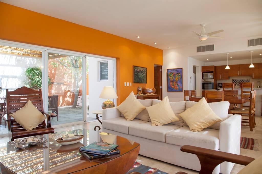 Apartment Gorgeous Beach Front Villa   Puerta Cortes Resort  V5  photo 18527661