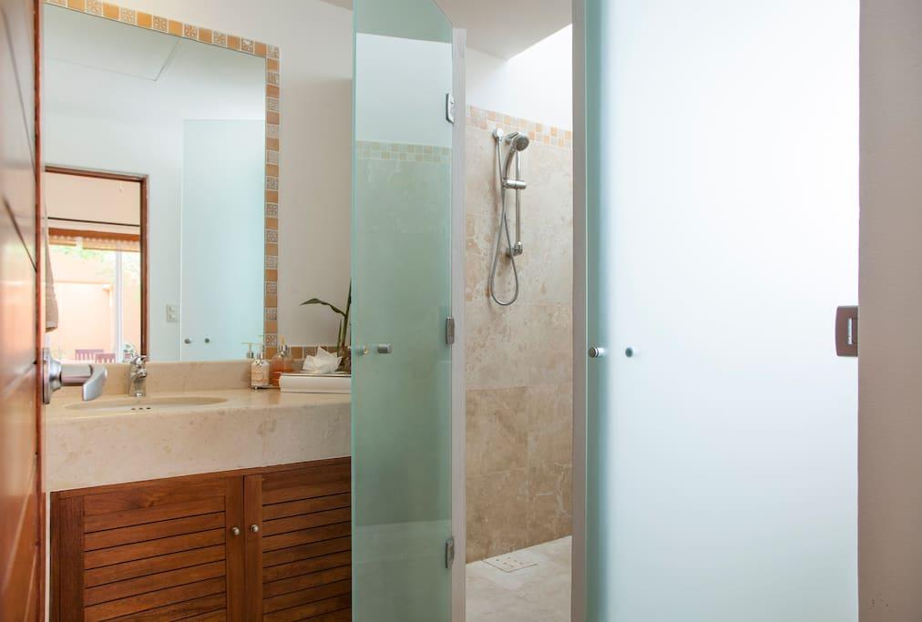 Apartment Gorgeous Beach Front Villa   Puerta Cortes Resort  V5  photo 18423360