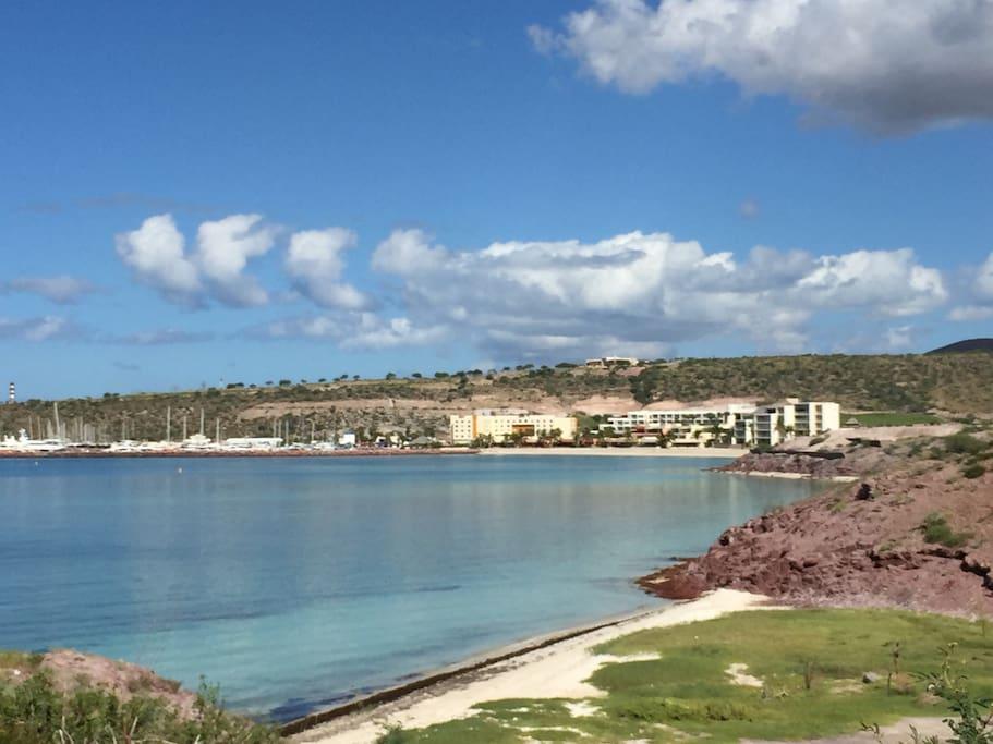 Apartment Gorgeous Beach Front Villa   Puerta Cortes Resort  V5  photo 18527691