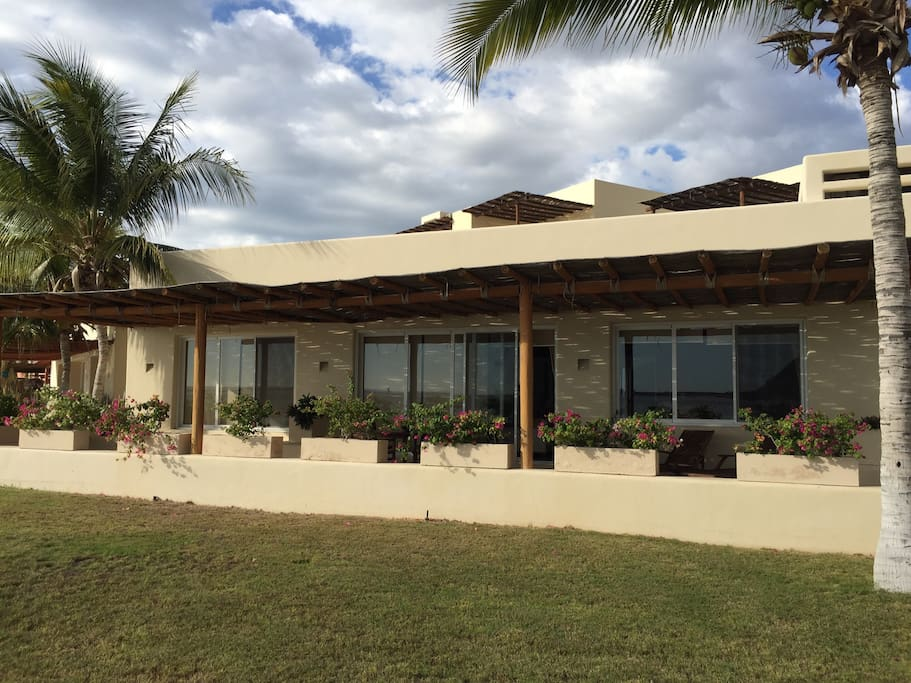 Apartment Gorgeous Beach Front Villa   Puerta Cortes Resort  V5  photo 18664046