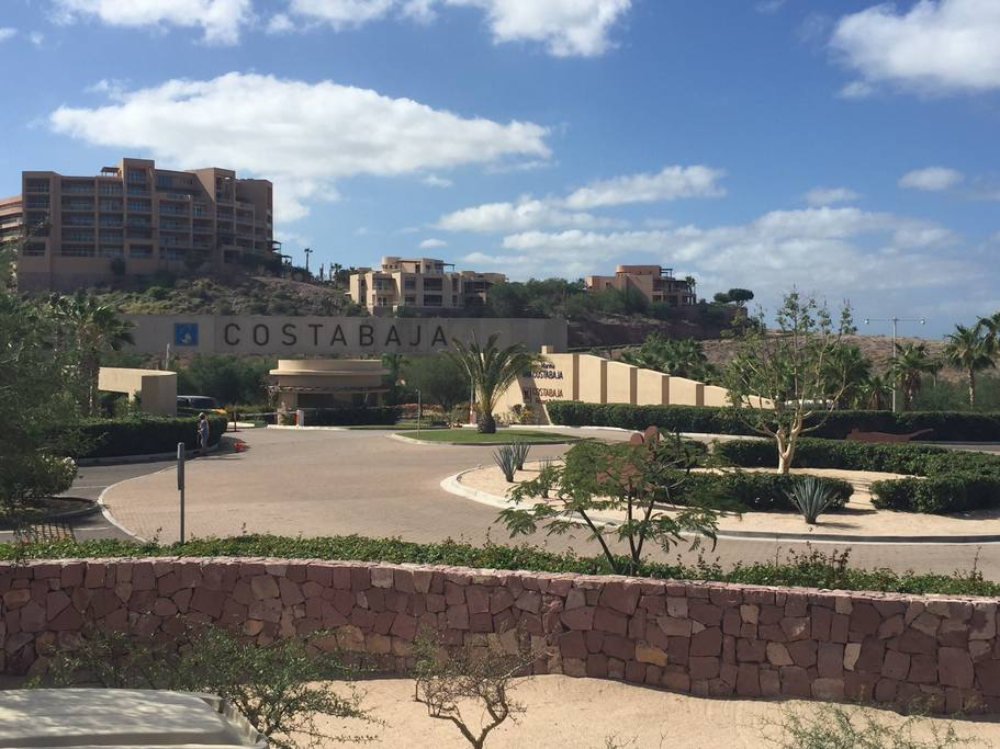 Apartment Gorgeous Beach Front Villa   Puerta Cortes Resort  V5  photo 18664048